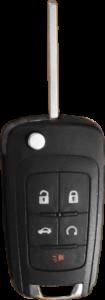 Chevy Key 1